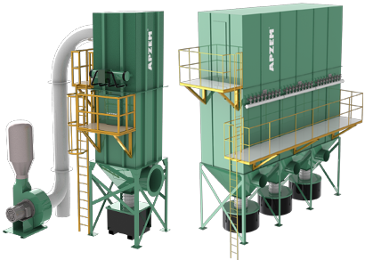 pulse-jet-bag-filter-dust-collector