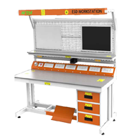Professional ESD Workstation