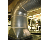 Down Draft Fume Extractor